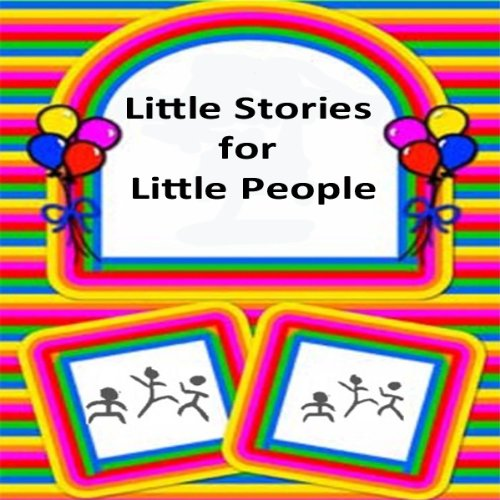 Little Stories for Little People cover art