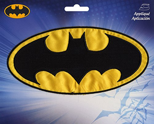 Simplicity Applique Iron On Lg Batman Logo