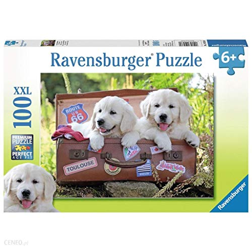 Ravensburger Kinderpuzzle 10538 - Verschnaufpause - 100 Teile