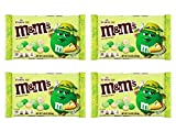 M&Ms Limited Edition White Chocolate Key Lime Pie Candy - 7.44 oz Per Bag - Choose a 3, 4, or 6 Pack (4 Pack)