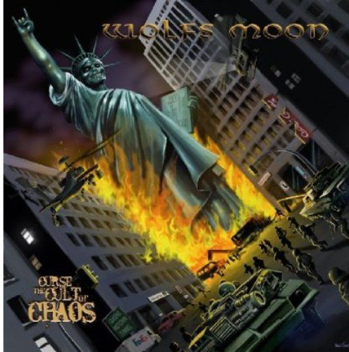 Wolfs Moon: Curse the Cult of Chaos (Audio CD)