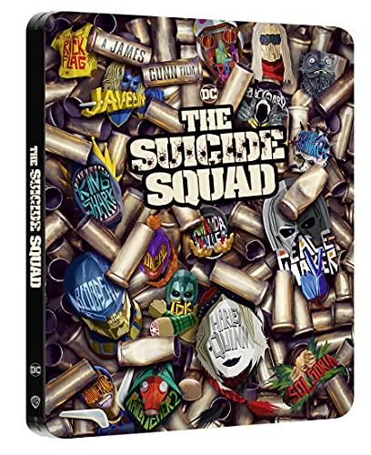 Suicide Squad - Missione Suicida Steelbook (4K Ultra HD + Blu-ray)