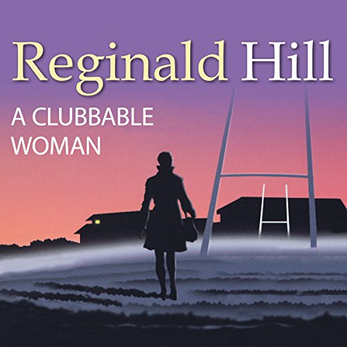 A Clubbable Woman audiobook cover art