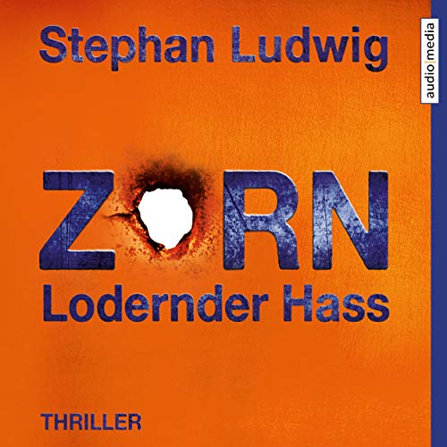 Zorn - Lodernder Hass audiobook cover art