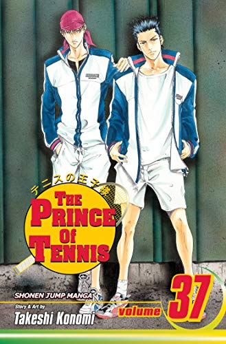The Prince of Tennis 37