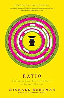 Ratio: The Simple Codes Behind the Craft of Everyday Cooking by [Michael Ruhlman]