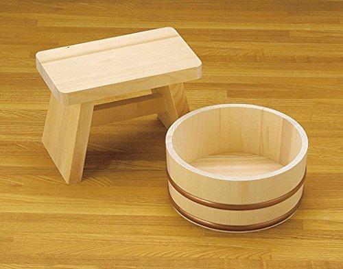 Bad Stuhl und Badewannen-Set Japanische Ware