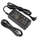 Reparo 65W Charger AC Adpater Power Supply for Toshiba-Satellite C55 C55D C55DT C55T C50 C50T C75D C70 C75 E45T E55 E55D E55DT L70 L75 L45T L55 L55D L55DT CL15T CL45 E45 L15 L55T PA3714U-1ACA