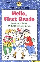 Hello, First Grade 0816730091 Book Cover
