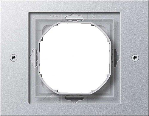 Gira Rahmen 021165 1fach TX_44 (WG UP) alu