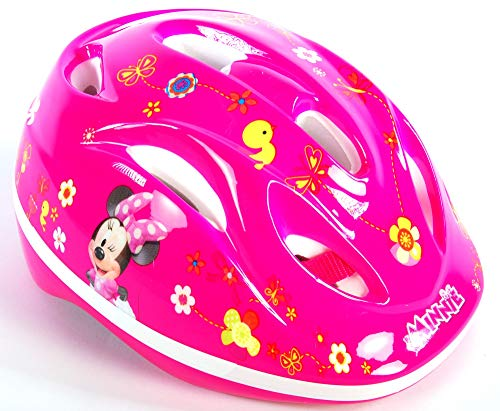 Minnie Mouse Kinder Fahrrad-Helm Deluxe Gr. 51-55 cm