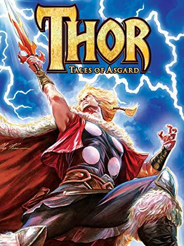 勇者ソー:アスガルドの伝説 (Thor: Tales of Asgard)