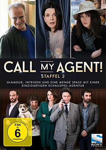 Call my Agent!- Staffel 2 [2 DVDs]