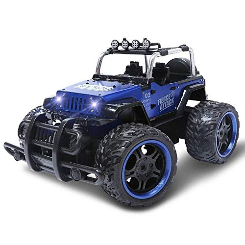 Buy Woote Kids RC Vehicle Gift Off-Road Remote Control Car Toy 3 Charging 6 Boy 7-9 Years Old Puzzle...
