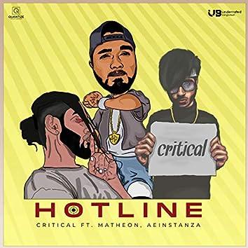 Hotline (feat. Matheon, Aeinstanza, Abir Haq)