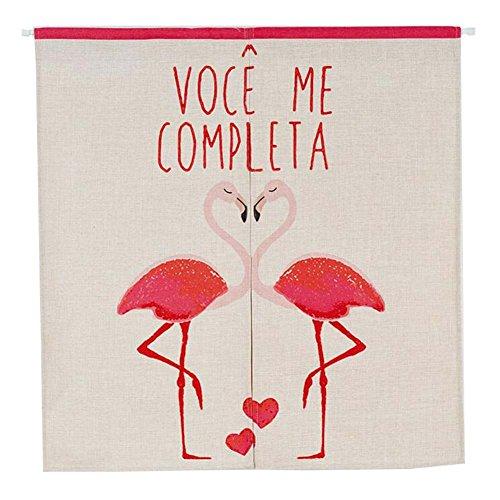 Mariage cadeaux coton Rideau Hall Half Door Curtain