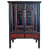 Armario chino con caracteres (149x102x46 cm) de imitación - Mueble China Asia Lifestyle