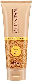 Body Drench Quick Tan Gradual Tanning/Bronzing Lotion - Dark, 8 Fl Oz