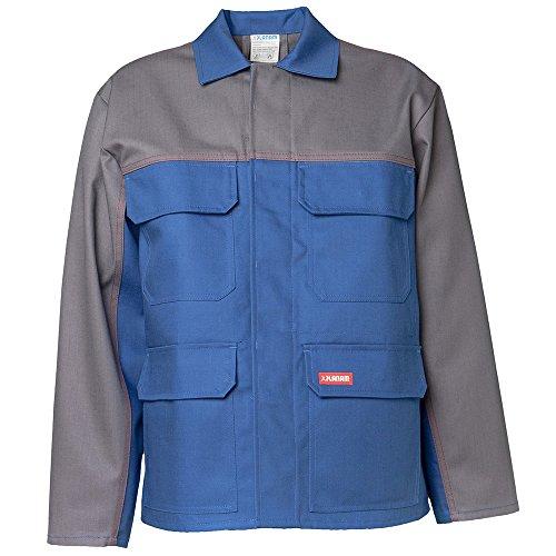 Planam Jacke 1-lagig Major Protect, größe 58, kornblau / grau / mehrfarbig, 5200058