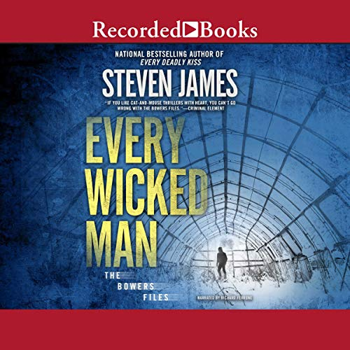 Every Wicked Man audiobook cover art