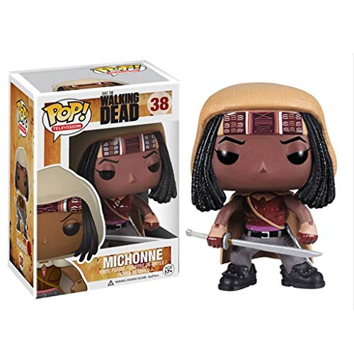 LTY Funko The Walking Dead Figurine #38 Michonne Pop!