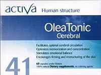 (アクティバ) activa【Human Structure】Oleatonic Cerebral オレアトニック セレブラル 60カプセル