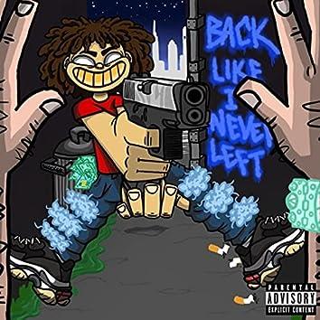 Back Like I Never Left