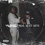 Real As It Gets [feat. EST Gee] [Explicit]