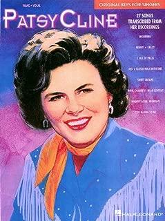 Patsy Cline - Original Keys for Singers