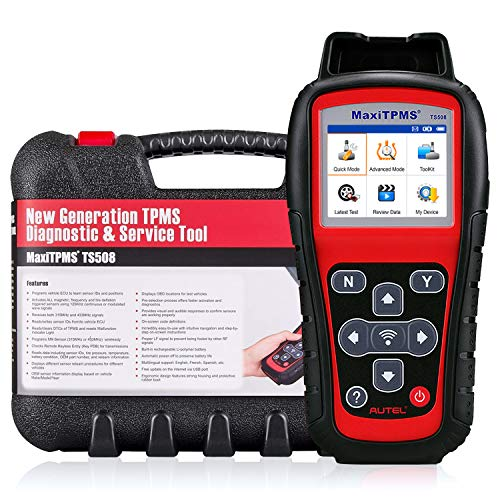 Autel TS508 TPMS Relearn Tool Tire Pressure Monitor
