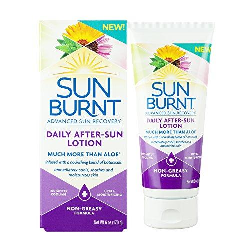 SunBurnt Advanced After-Sun Lotion, 6 Ounce