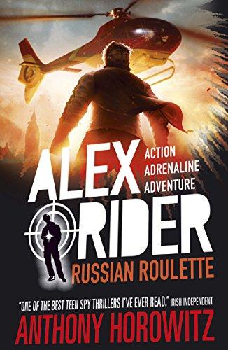 Alex Rider 13. Ruleta rusa de Anthony Horowitz