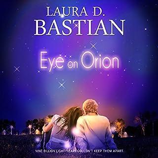 Eye on Orion audiobook cover art