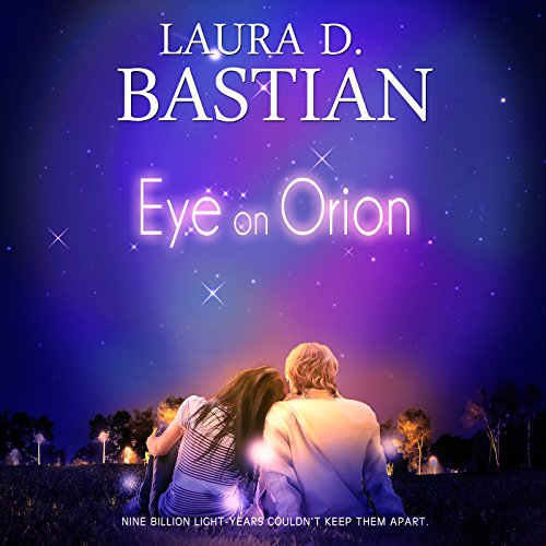 Eye on Orion audiobook cover art