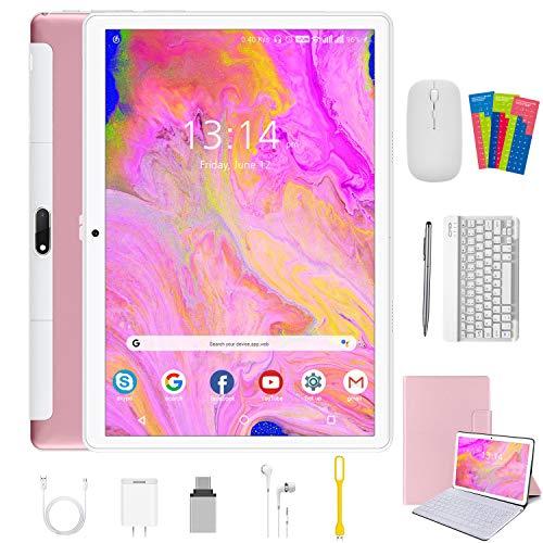 Tablet 10.1 Pulgadas 4G Android 10.1 Quad Core Google GMS DU