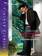 Cole Dempsey's Back in Town (Silhouette Intimate Moments Book 1360)