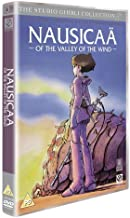 Nausicaa of The Valley of The Wind anglais