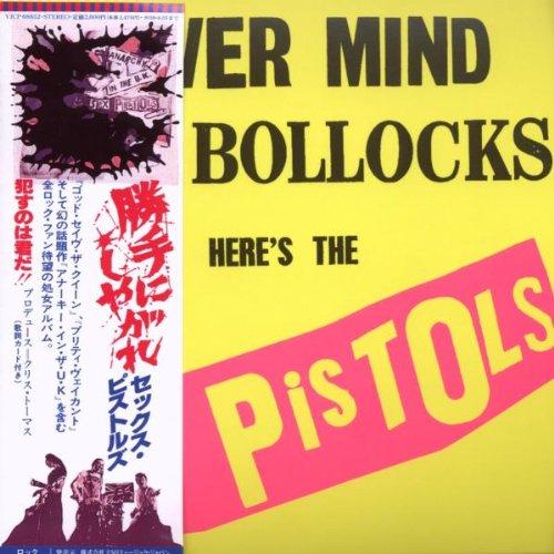Never Mind the Bollocks-Mini Vinyl