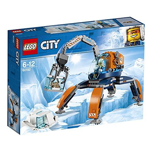 LEGO 60192 City Arctic Expedition Arktis-Eiskran...