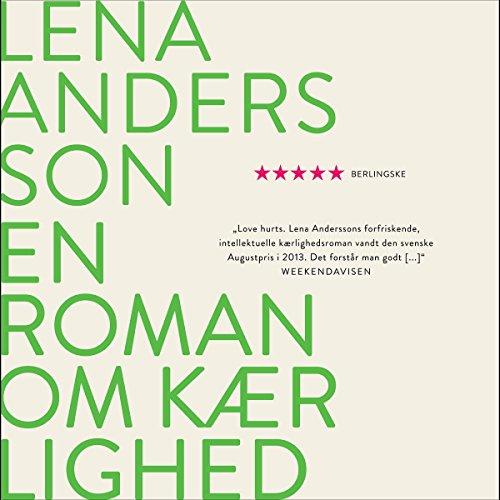 En roman om kærlighed cover art