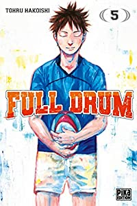 Full Drum Edition simple Tome 5