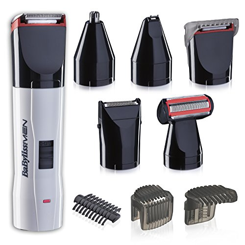 BaByliss For Men - T839E - Tondeuse multi-usages...