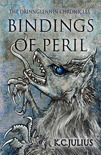 Bindings of Peril (The Drinnglennin Chronicles Book 3) (English Edition)