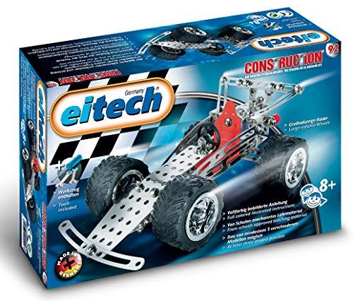 Eitech 2042559 92 Modellbaukästen-Start Rennwagen/Quad, Multi Color, 1GB Module-DDR2-6400 (PC2-800)