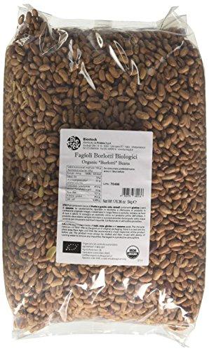 Probios Fagioli Borlotti, Prodotto Biologico - 5 kg
