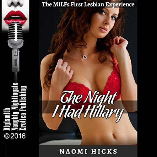 The Night I Had Hillary audiobook cover art