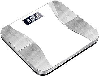 ASIAKK Escala Analizadora Inteligente, Analizador Corporal, Báscula Personal Electronica, Báscula de Baño Digital, 180 kg/ 400 LB