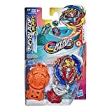 Hasbro Beyblade Burst Rise Hypersphere Union Achilles A5 Starter Pack – Balance-Typ Battle