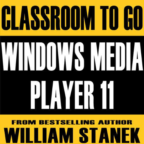 Windows Media Player 11 Classroom-To-Go audiobook cover art