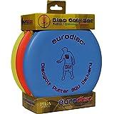 Eurodisc Disc - Set di dischi per principianti da golf, con driver S-QU Putter Midrange, c...